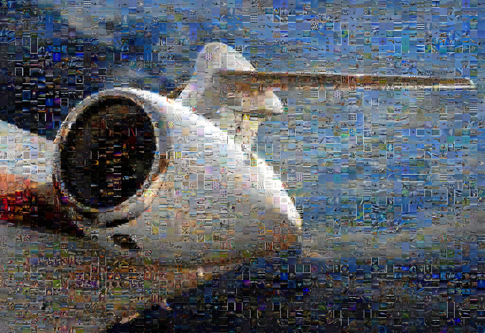 "Honeywell: Medium Canvas (8'6"" x 6')"