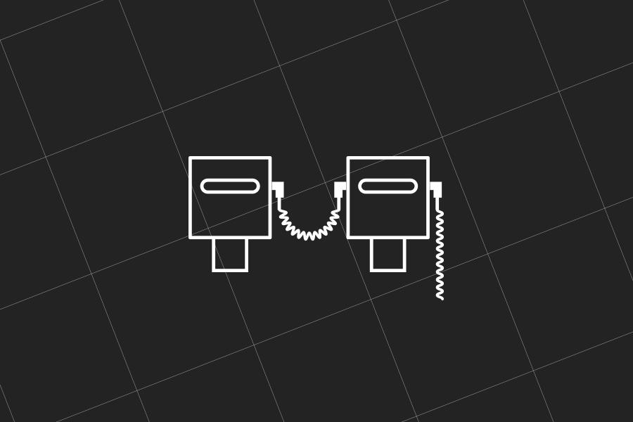 2 Hashtag Printers x Horizontal Layout