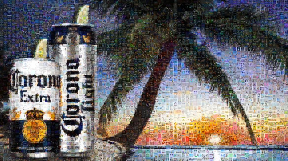 "Corona: Large Canvas (11'6"" x 6')"