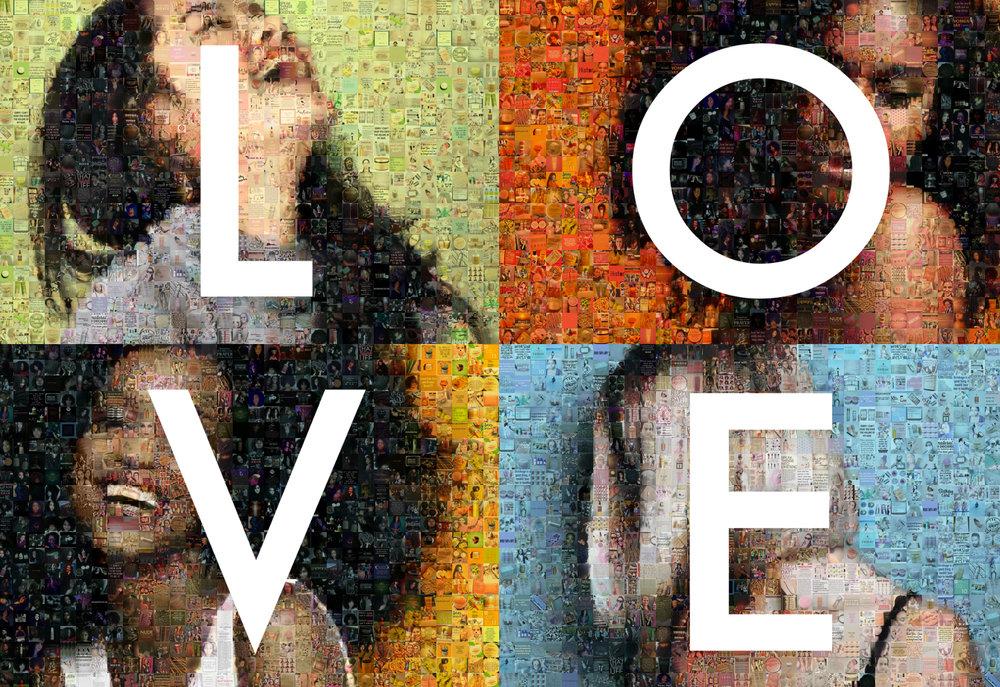"Shea Butter SXSW: Medium Canvas (8'6"" x 6')"