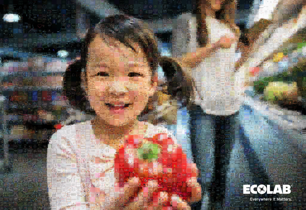 "EcoLab: Medium Canvas (8'4"" x 5'10"")"