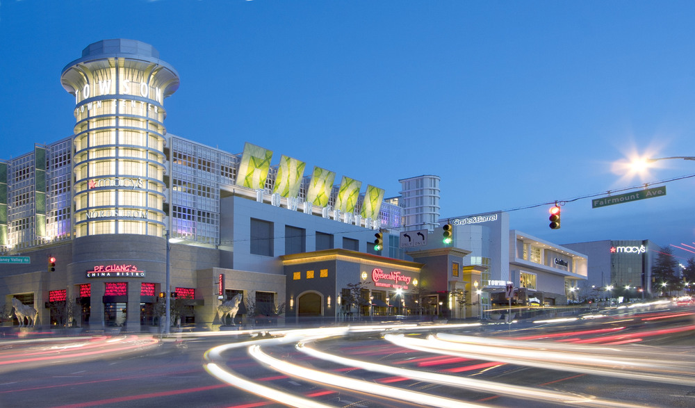 Towson Town Center - Towson Maryland - Exterior Street View.jpg