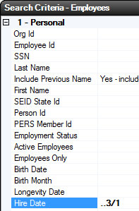 Finding all employees hired before a certain date
