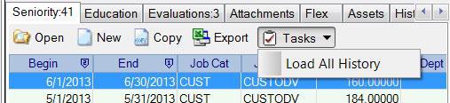 Employee Archiving Task