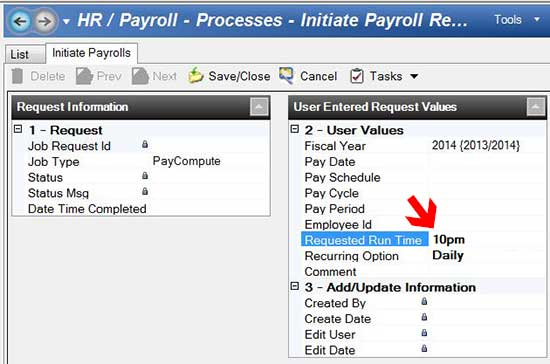 Setting Up a Recurring Initiate Pay