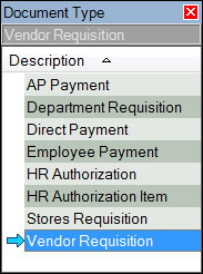 Workflows Doc Types