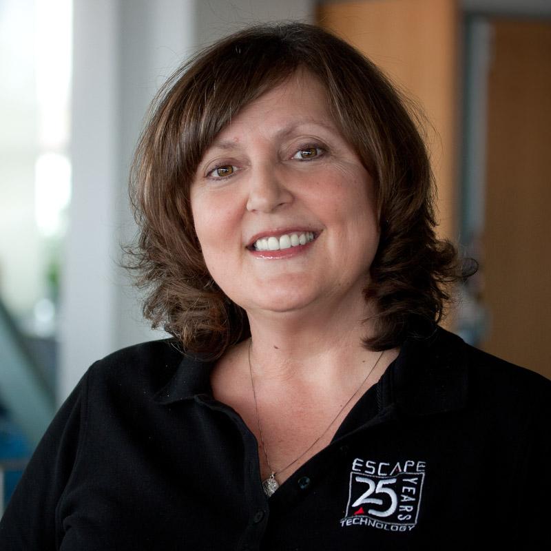 Terri Hammond, Training Manager