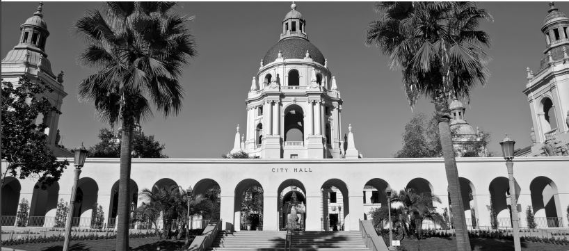 CASBO is going to be in lovely downtown Pasadena this year.