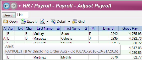Learn more about how alerts can help you process your payroll with confidence!