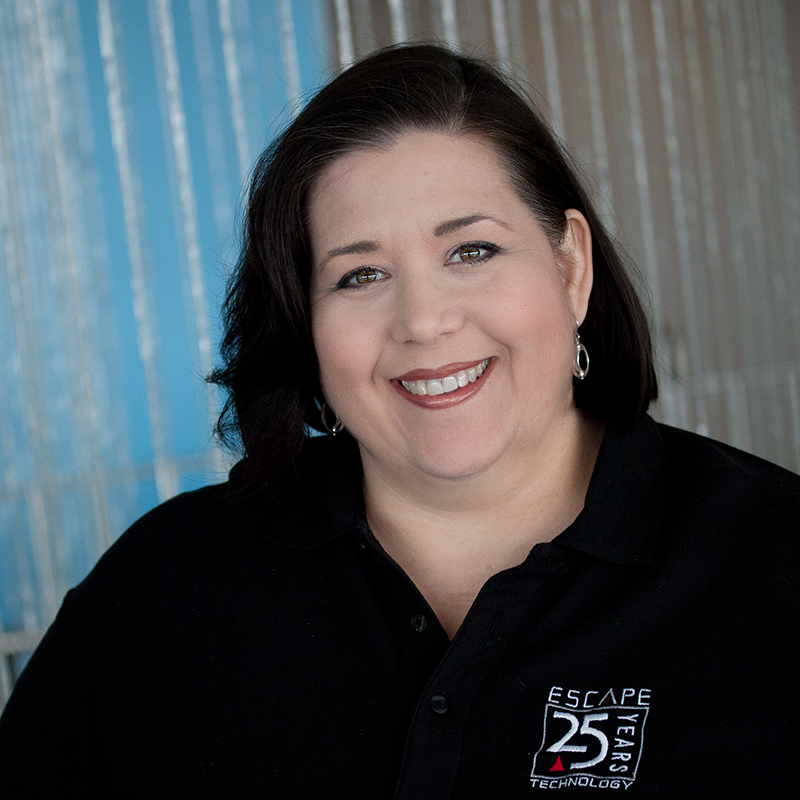 Jennifer Stahr, QA Analyst