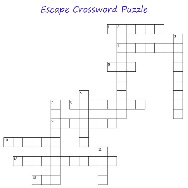 Click puzzle to see answer key.