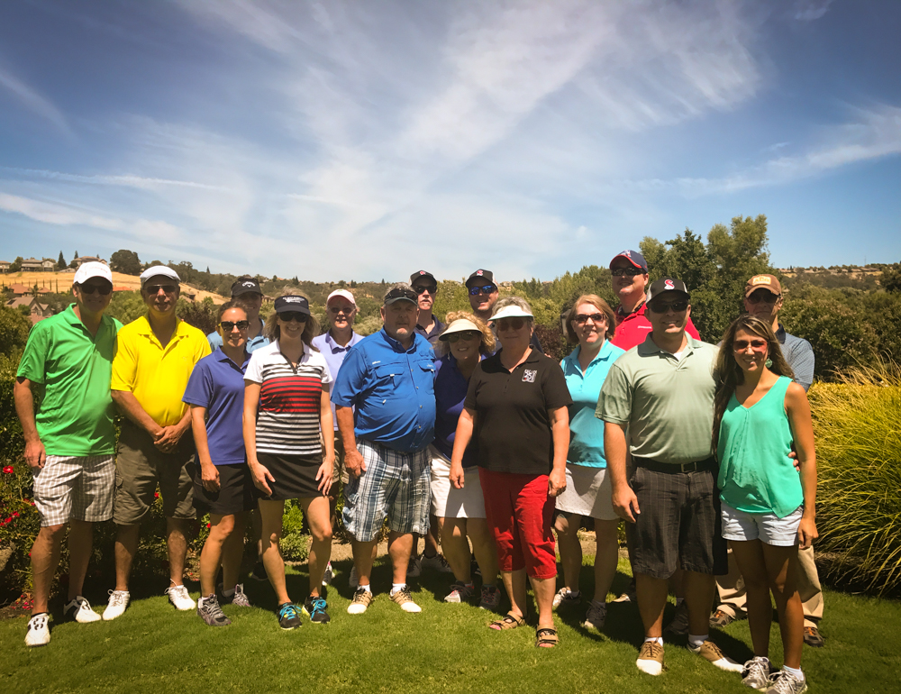 Team Escape is an annual sponsor of the Sierra College Women's Golf Team.