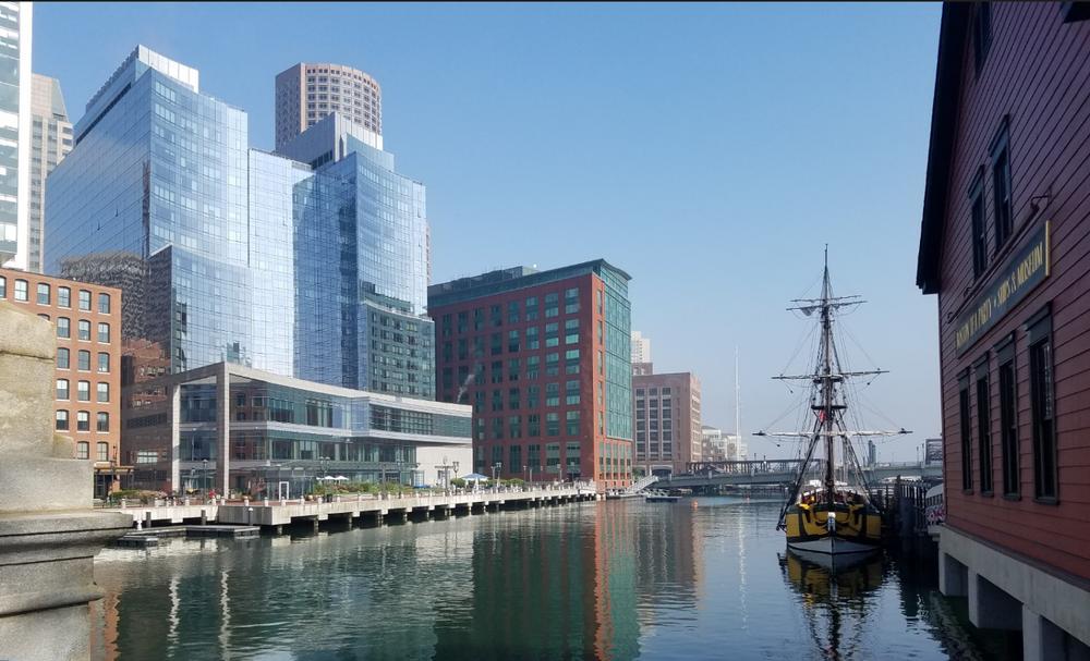 Photo by Elen Meltonyan,  Boston Tea Party Ships & Museum