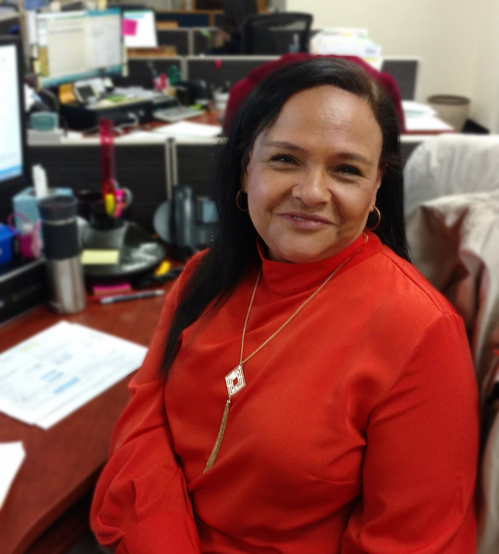 Patricia Campos , West Covina USD's  Accounts Payable and Receivable.