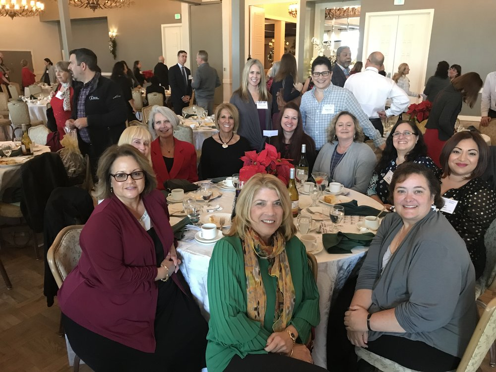 Lucky attendees from Livermore Valley Joint Unified School District
