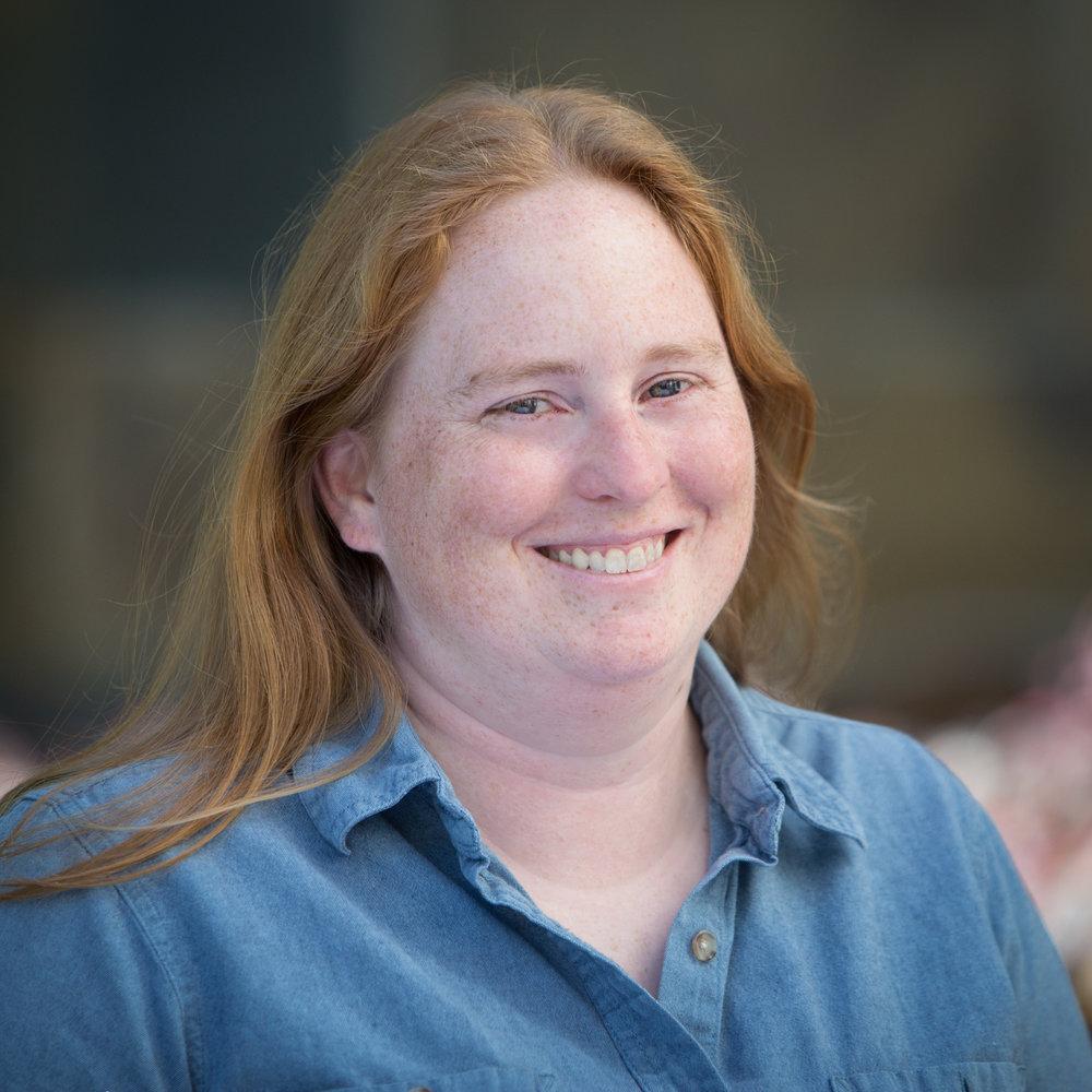 Diana Davis, Software Support Analyst