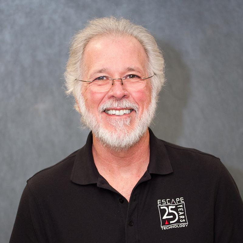 Ken Custard, Senior Software Developer