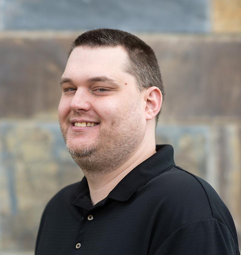 Mark Schmidt, Software Support Analyst