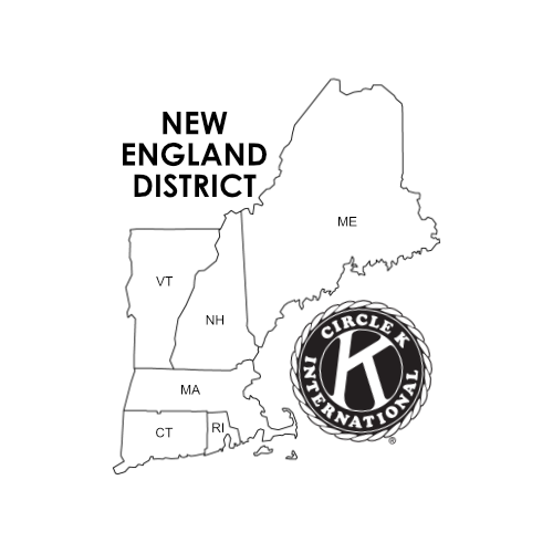 New England District of Circle K International