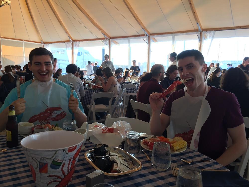 Lobster boil!!!