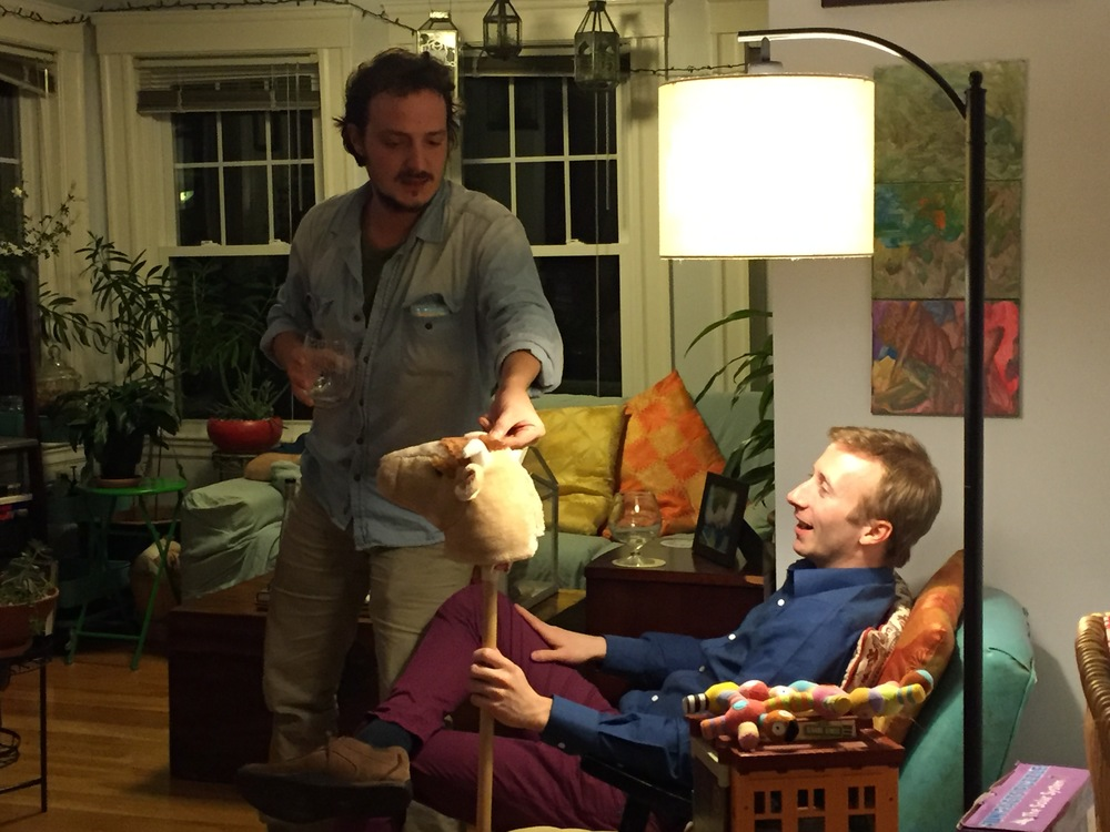 Mathieu and Lukas discuss cranial windows for toys.