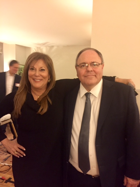 Israel's Ambassador in NY Dani Dayan hosting an evening in support of the upcoming film