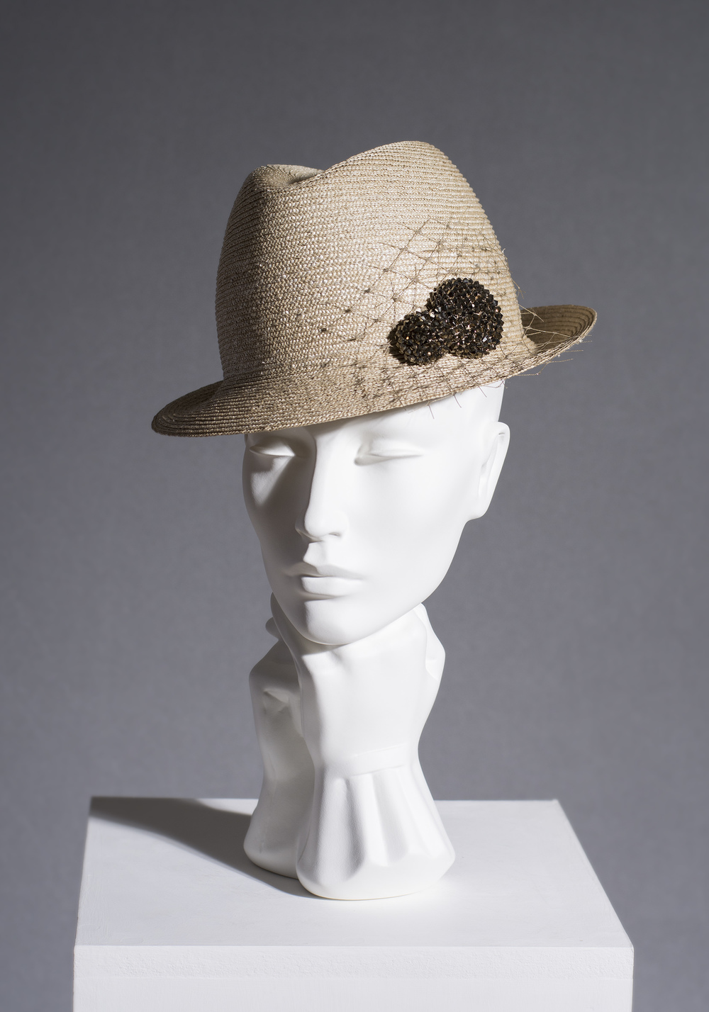 SS16/27 CRYSTAL MILANO TRILBY