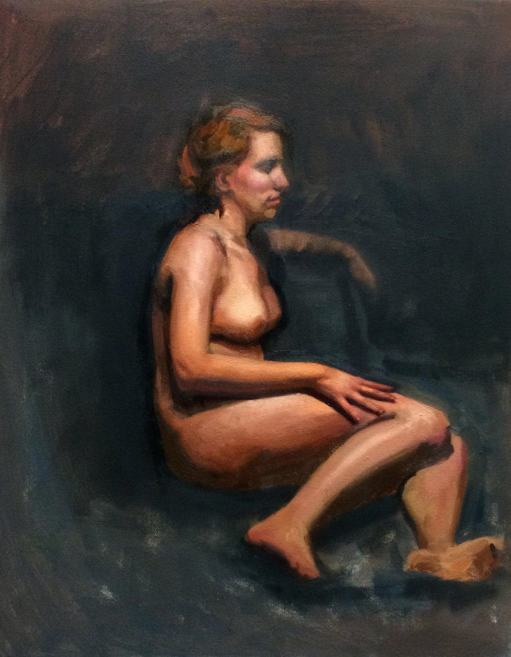 Elizabeth-Figure Study