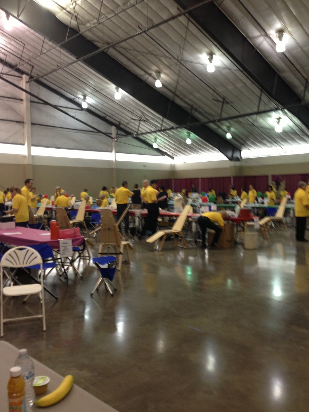 Dental clinic at Pathways to Health 2015