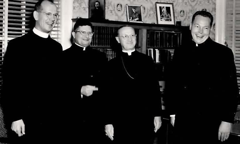 Many priests have served at Holy Trinity in the parish's long history, as associates and pastors