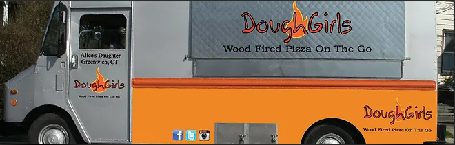 DOUGH GIRLS - Wood fired pizza