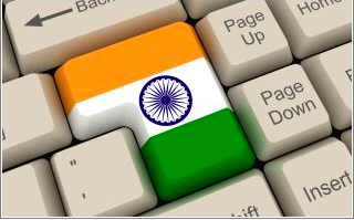 Computer services are a major industry in India