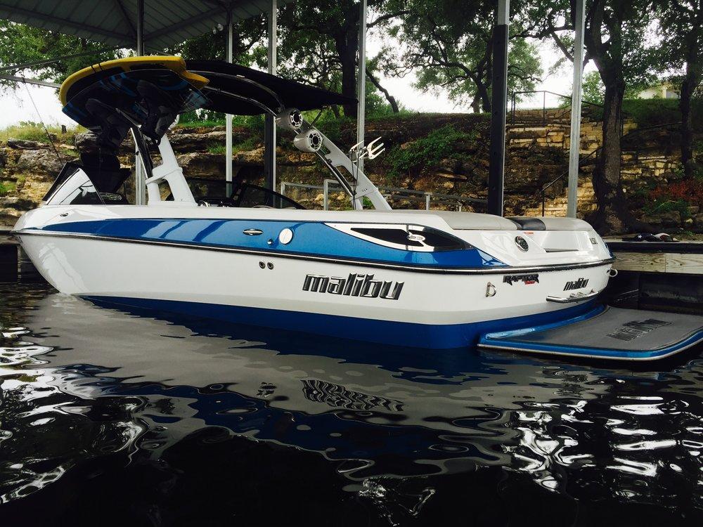 Malibu Wakesetter 23 LSV