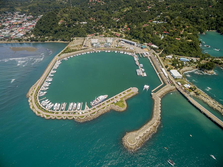 Marina Pez Vela, Puntarenas, Costa Rica.  Contacto:  http://www.marinapezvela.com/en/home/   https://www.facebook.com/marina.pez.vela/?fref=ts   866-739-8352 +(506) 2774-9000