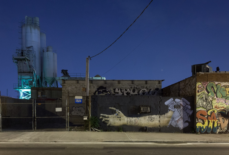 Bushwick, Brooklyn, NY. From the  Bushwick Diaries .