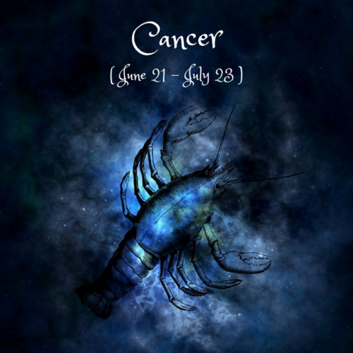 Cancer Weekly Horoscope - 06 03 18
