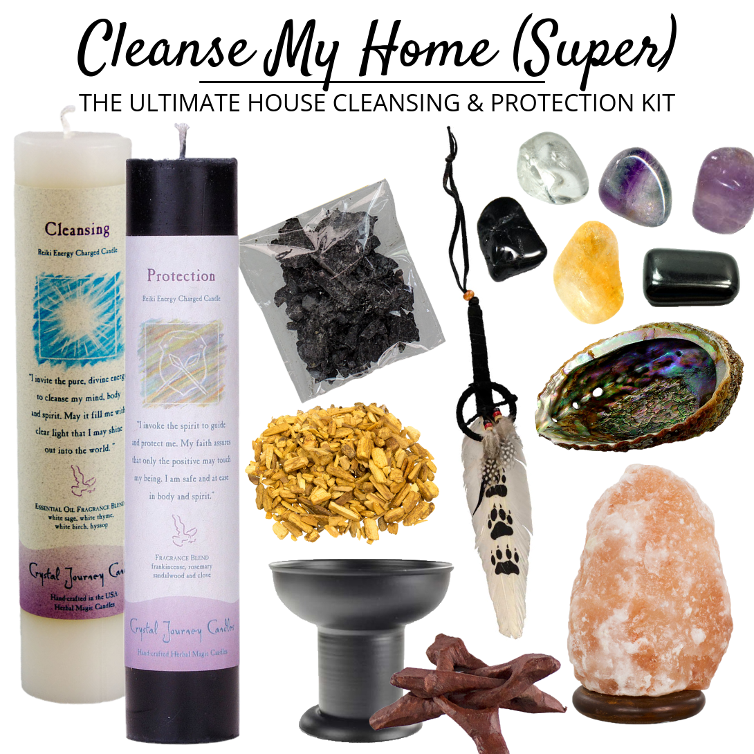 Cleanse My Home Super Kit