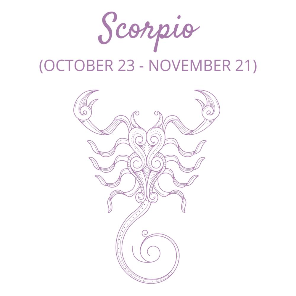 Scorpio Monthly Horoscope
