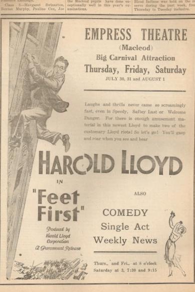Gazette - 1931
