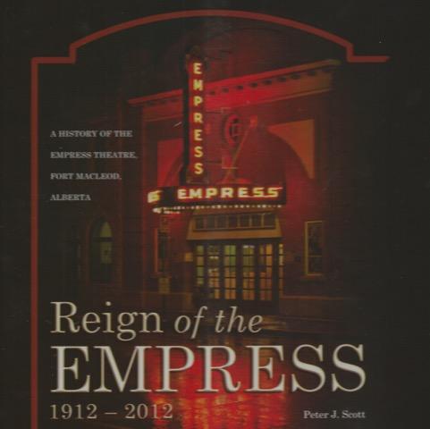 Reign of the Empress By Peter J. Scott $20