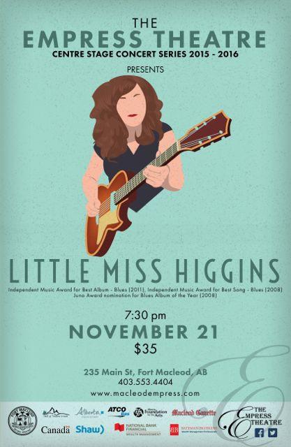 HIggins Poster