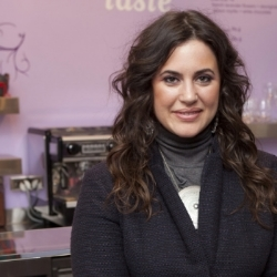 Katrina Markoff, founder of Vosges Haut-Chocolat
