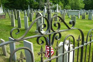 Craftsbury Common Cemetery