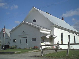 Craftsbury Town Hall