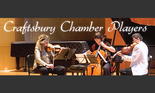 Craftsbury Chamber Players    P.O. Box 37  Craftsbury VT 05826  Phone: (800) 639-3443