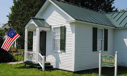 Craftsbury Historical Society  Open mid June thru mid Oct Wednesdays & Saturdays 10 AM-Noon On the Common