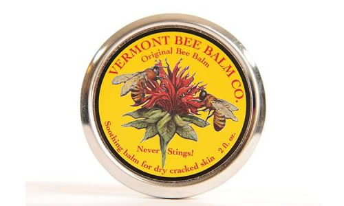 Vermont Bee Balm Company    The Brochu Family  1181 Guy Lot Road   Craftsbury VT 05826   Phone: (802) 586-2482   info@vermontbeebalm.com