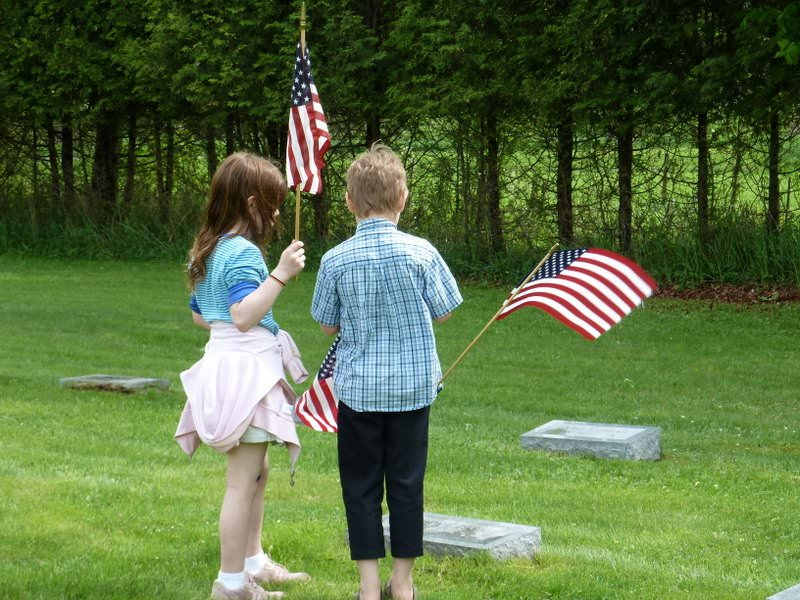 2011 Craftsbury Memorial Day Service