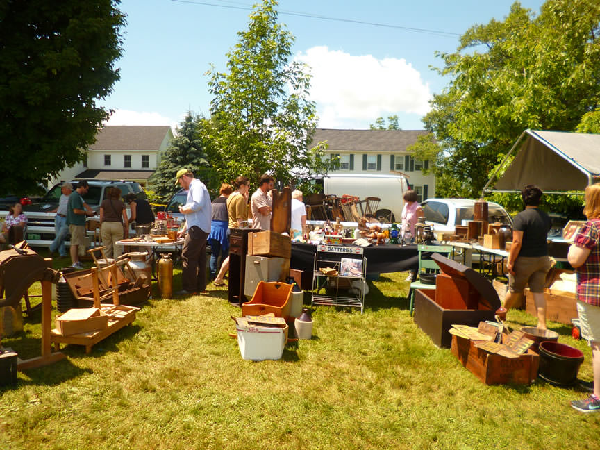Craftsbury Antiques and Uniques