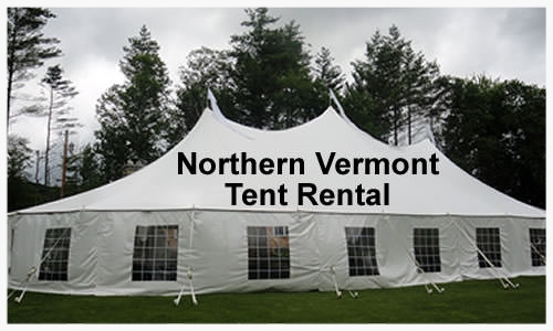Northern Vermont Tent Rental